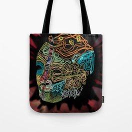 Sown Head Tote Bag