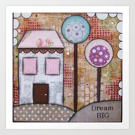 Big Dream Art Print