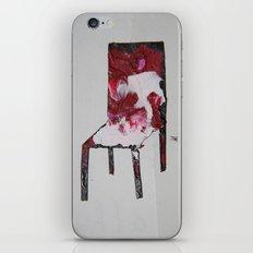 Chair.3 iPhone & iPod Skin