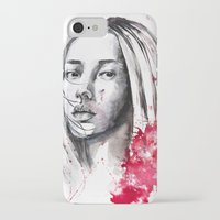 asia iPhone & iPod Cases featuring asia by Lua Fraga