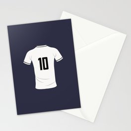 10 camiseta ByN Stationery Cards