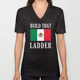 Build That Ladder Unisex V-Neck