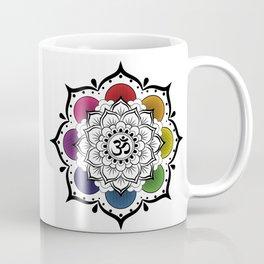 Om Mandala Coffee Mug
