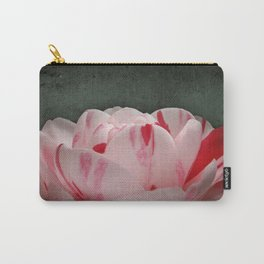 Camellia Variegation Carry-All Pouch