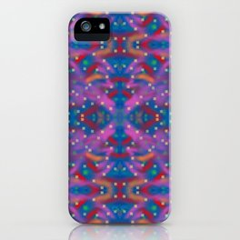 A Night To Remember Kaleidoscope iPhone Case