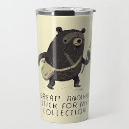 another stick for my collection Travel Mug