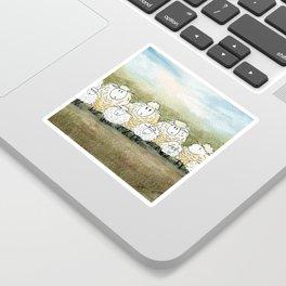 Lambinated Sticker