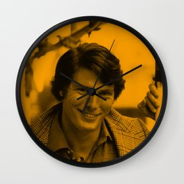 Christopher reeve copy Wall Clock