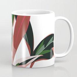 Calathea Stromanthe Triostar - House plants Coffee Mug