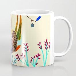 Sloth and Owl. Coffee Mug