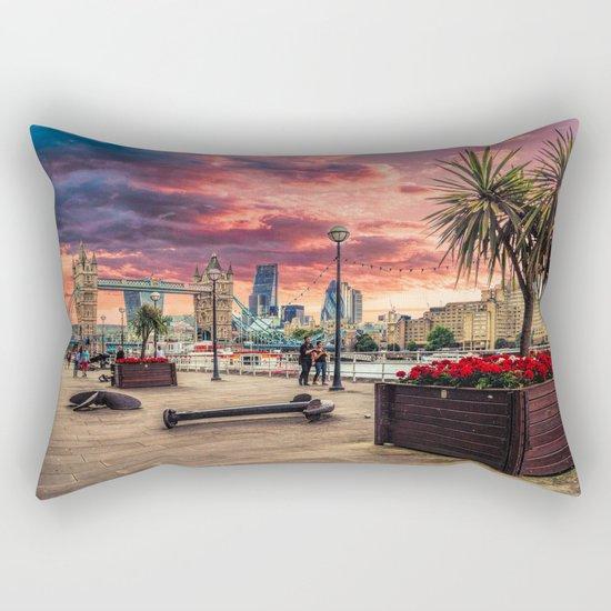 London River Side Rectangular Pillow