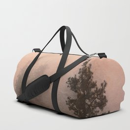 Deep in Thought - Forest Nature Photography Duffle Bag