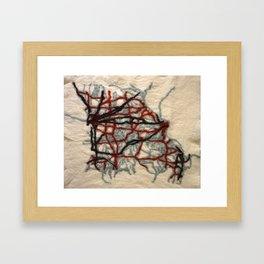 No. 24 Framed Art Print