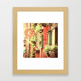 Cacao Republika Travel Photography Framed Art Print