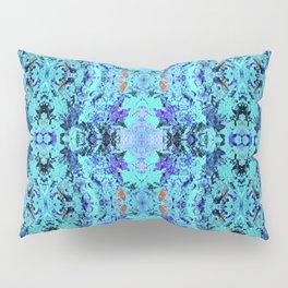 Paint Mountain Print Pillow Sham