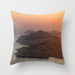 DUBROVNIK 05 Throw Pillow