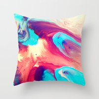 Brew Throw Pillow