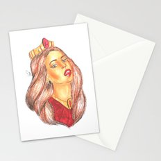 Princess Lana Stationery Cards