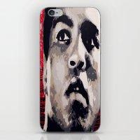 ali gulec iPhone & iPod Skins featuring Ali by CjosephART