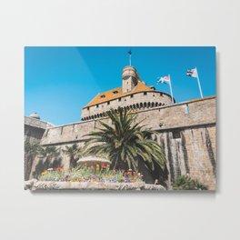 Saint Malo, France Metal Print
