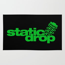 Static drop v5 HQvector Rug