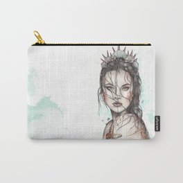 Lost Mermaid Carry-All Pouch