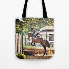 Equestrian love Tote Bag