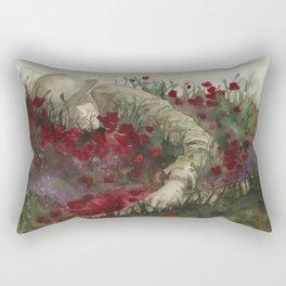 Remembrance: Soldier Rectangular Pillow