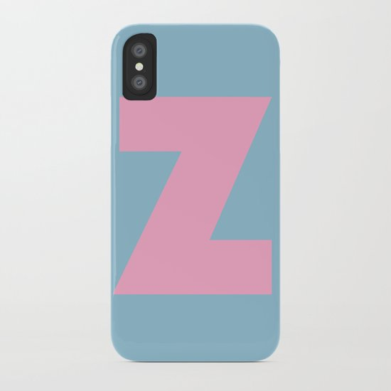 Z is for... iPhone Case