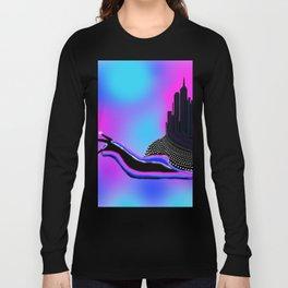 New York Snail Long Sleeve T-shirt
