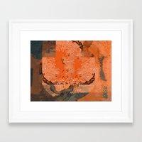 japan Framed Art Prints featuring Japan by Jose Luis