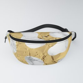 Marble Gold Session IV-XXII Fanny Pack