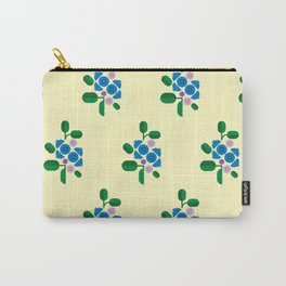 Fruit: Blueberry Carry-All Pouch