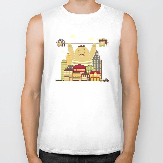 Shoplifter! Biker Tank