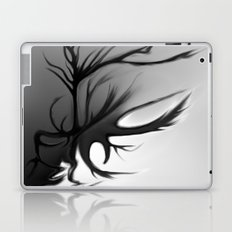The Double Edged Tree I Laptop & iPad Skin