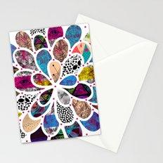 Mystic Flower Stationery Cards