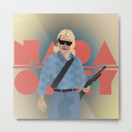 "Carpenter Series: Nada ""They Live"" Metal Print"