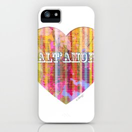 Balt'Amore - Pink iPhone Case