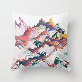 TGKŁĘ Throw Pillow