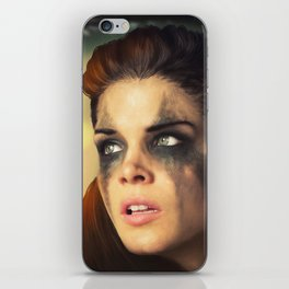 Octavia Blake. Marie Avgeropoulos The 100 iPhone Skin