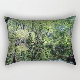 Swamp Song Rectangular Pillow
