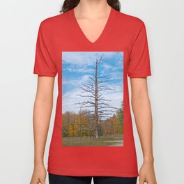 North Country Byway Unisex V-Neck