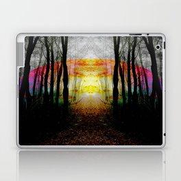 Rainbow Path To Imagination Laptop & iPad Skin