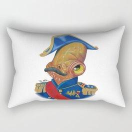 Sir Admiral Ackbar Rectangular Pillow