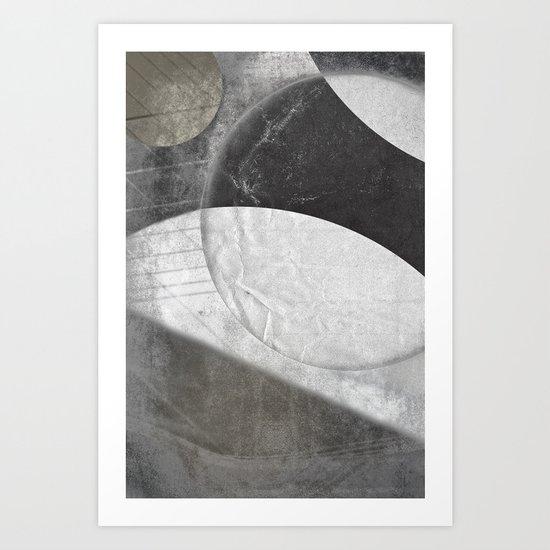 Orbservation 04 Art Print