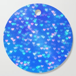 Pastel Love 2 Cutting Board