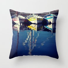 MORNING 2 Throw Pillow
