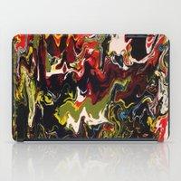 acid iPad Cases featuring Acid by Jordan Luckow