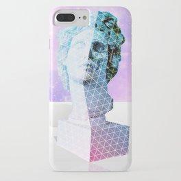 Vaporwave Aesthetics iPhone Case