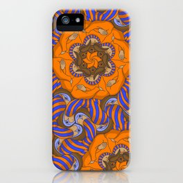 Carnaval, a tessellation iPhone Case